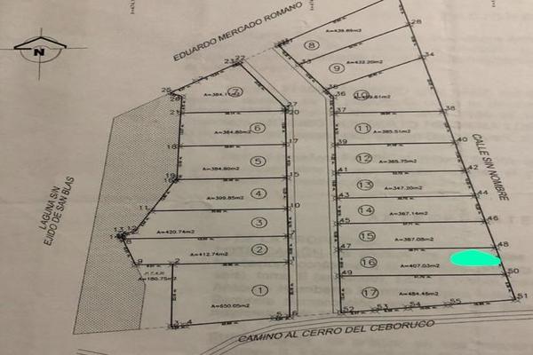 Foto de terreno habitacional en venta en lote 9 manzana b . , matanchen, san blas, nayarit, 19345280 No. 02