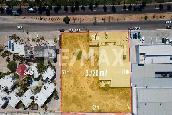 Foto de terreno comercial en venta en lote comercial europea , zona hotelera san josé del cabo, los cabos, baja california sur, 5861516 No. 01