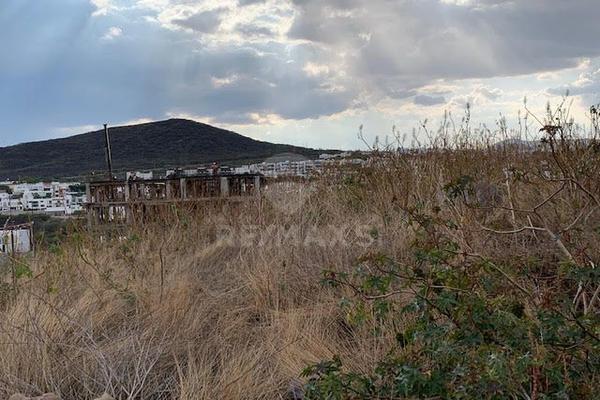 Foto de terreno habitacional en venta en lote , loma juriquilla, querétaro, querétaro, 8187470 No. 02