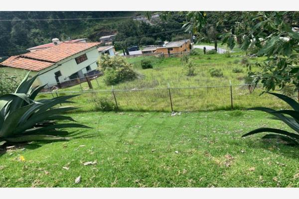Foto de terreno habitacional en venta en lote numero 1 de la manzana quinta entre carretera 53 00, jiquipilco, jiquipilco, méxico, 8842302 No. 01