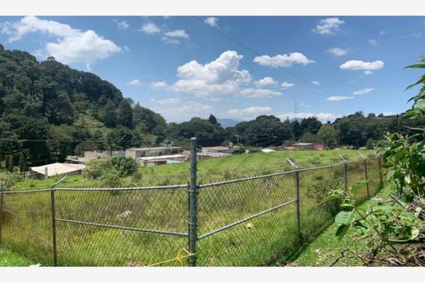 Foto de terreno habitacional en venta en lote numero 1 de la manzana quinta entre carretera 53 00, jiquipilco, jiquipilco, méxico, 8842302 No. 03