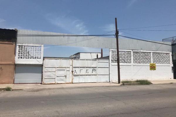 Foto de nave industrial en venta en  , lotes urbanos, delicias, chihuahua, 7312527 No. 02