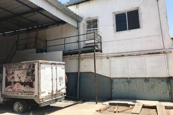 Foto de nave industrial en venta en  , lotes urbanos, delicias, chihuahua, 7312527 No. 10