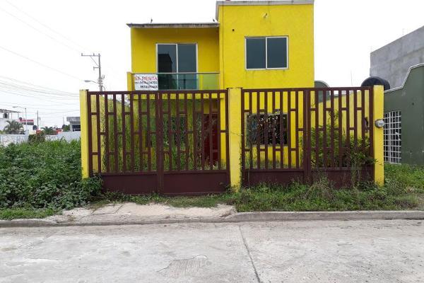 Foto de casa en renta en loto 102, buena vista, centro, tabasco, 5692012 No. 01