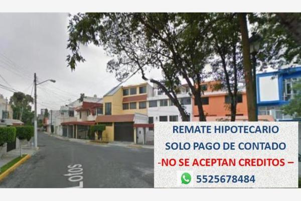 Foto de casa en venta en lotos 61, las margaritas, tlalnepantla de baz, méxico, 6194716 No. 01