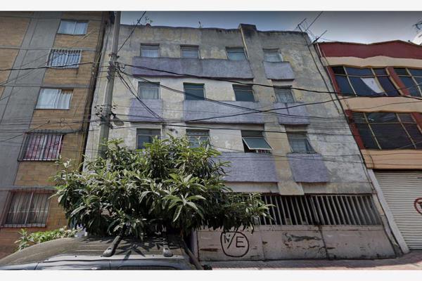 Foto de departamento en venta en lucas lassaga 207, transito, cuauhtémoc, df / cdmx, 0 No. 01