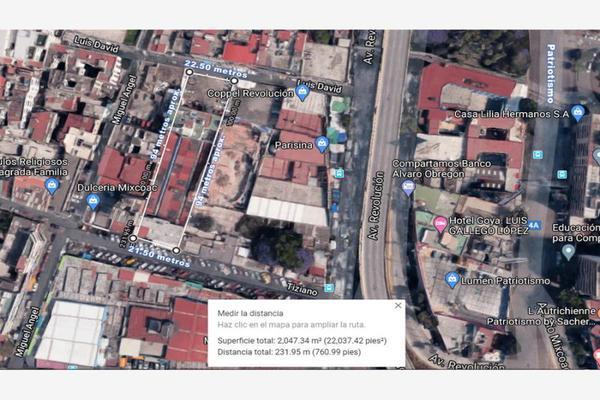 Foto de terreno comercial en venta en luis david 18, mixcoac, benito juárez, df / cdmx, 13751413 No. 07