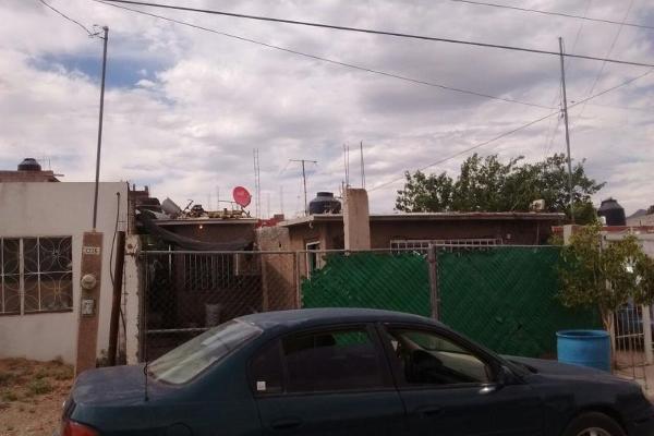 Foto de casa en venta en  , luis donaldo colosio, chihuahua, chihuahua, 5284586 No. 01