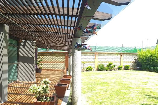 Foto de casa en venta en luis donaldo colosio, la soledad 305, capultitlán centro, toluca, méxico, 16941503 No. 18