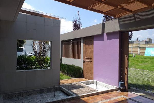 Foto de casa en venta en luis donaldo colosio, la soledad 305, capultitlán centro, toluca, méxico, 16941503 No. 41