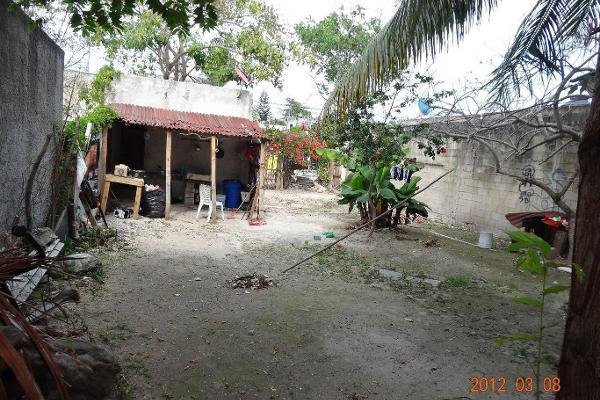 Foto de terreno habitacional en venta en  , luis donaldo colosio, solidaridad, quintana roo, 3138090 No. 04
