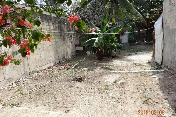 Foto de terreno habitacional en venta en  , luis donaldo colosio, solidaridad, quintana roo, 3138090 No. 06