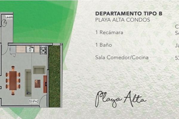 Foto de departamento en venta en  , luis donaldo colosio, solidaridad, quintana roo, 5671317 No. 04