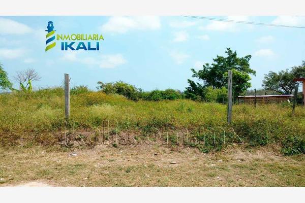 Foto de terreno habitacional en venta en roberto alvarez , luis donaldo colosio, tuxpan, veracruz de ignacio de la llave, 3032088 No. 04