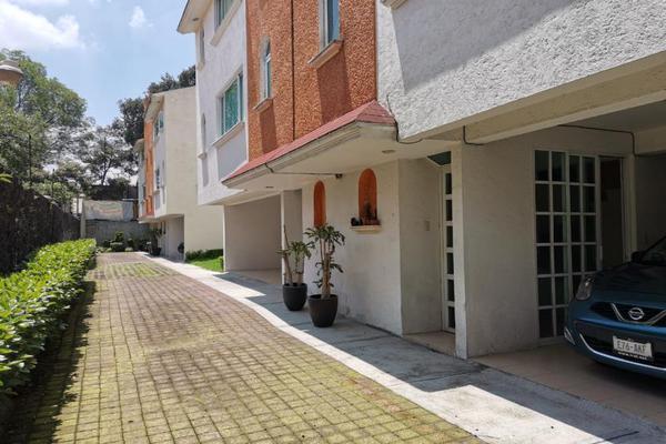 Foto de casa en venta en luis echeverría álvarez 9, miguel hidalgo 2a sección, tlalpan, df / cdmx, 16905200 No. 01