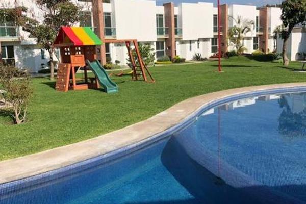 Foto de casa en venta en  , luis echeverría, yautepec, morelos, 8003892 No. 17