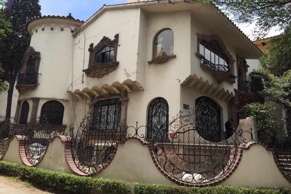 Foto de casa en renta en luis g. urbina , polanco iii sección, miguel hidalgo, df / cdmx, 5891524 No. 01
