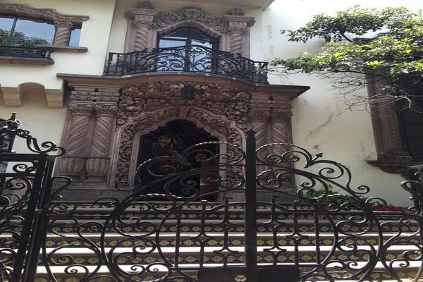 Foto de casa en renta en luis g. urbina , polanco iii sección, miguel hidalgo, df / cdmx, 5891524 No. 02
