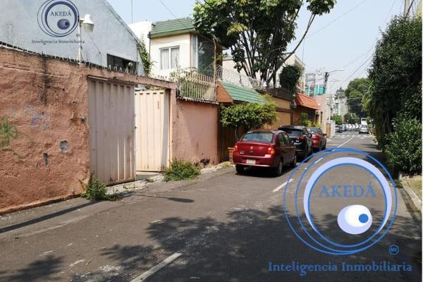 Foto de terreno habitacional en venta en luisa a 300m de tlalpan, nativitas, benito juárez, df / cdmx, 10050220 No. 02