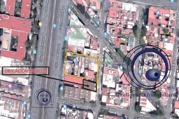 Foto de terreno habitacional en venta en luisa a 300m de tlalpan, nativitas, benito juárez, df / cdmx, 10050220 No. 09