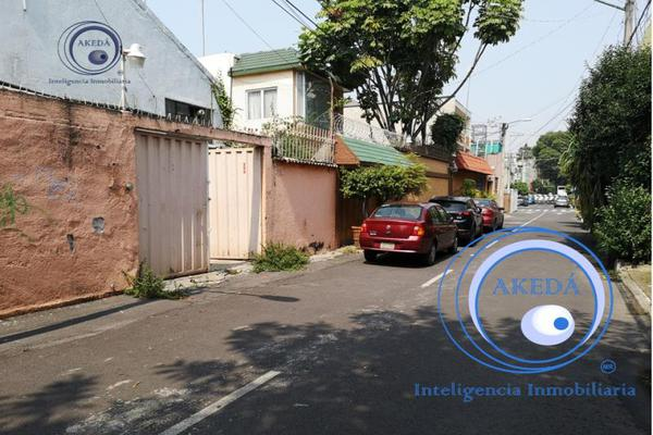Foto de terreno habitacional en venta en luisa a 300m de tlalpan, villa de cortes, benito juárez, df / cdmx, 10050220 No. 02
