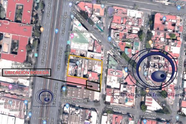 Foto de terreno habitacional en venta en luisa a 300m de tlalpan, villa de cortes, benito juárez, df / cdmx, 10050220 No. 09