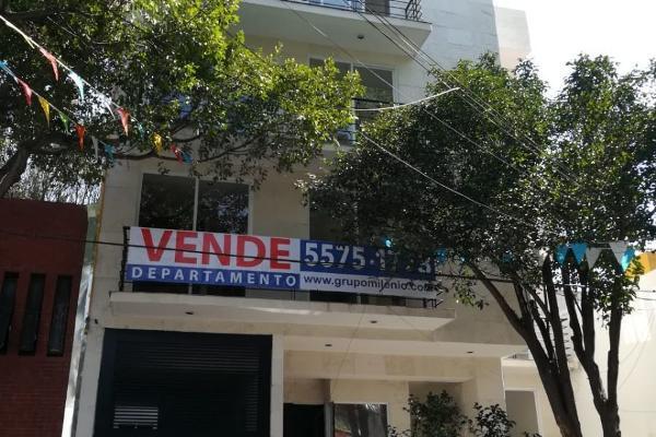 Foto de departamento en venta en luisa , nativitas, benito juárez, distrito federal, 5672941 No. 01