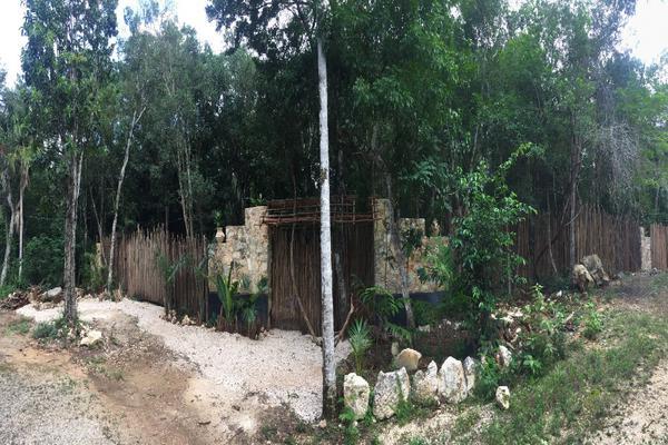 Foto de terreno habitacional en venta en lum ha region 14 manzana 009 l006 sn , tulum centro, tulum, quintana roo, 5939243 No. 06