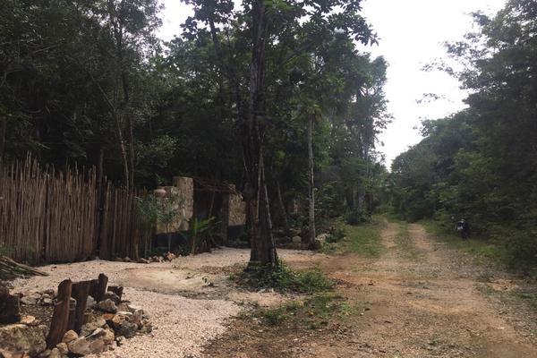 Foto de terreno habitacional en venta en lum ha region 14 manzana 009 l006 sn , tulum centro, tulum, quintana roo, 5939243 No. 07