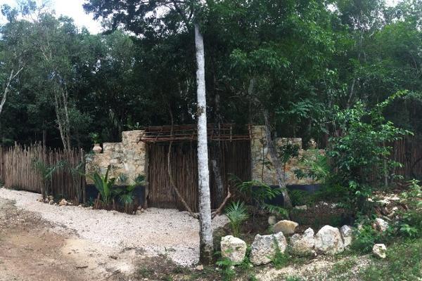 Foto de terreno habitacional en venta en lum ha region 14 manzana 009 l006 sn , villas tulum, tulum, quintana roo, 5939243 No. 06