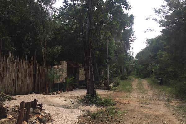 Foto de terreno habitacional en venta en lum ha region 14 manzana 009 l006 sn , villas tulum, tulum, quintana roo, 5939243 No. 07