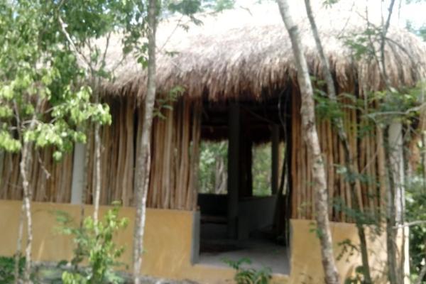 Foto de terreno habitacional en venta en macario gomez manzana 18 lote 52 , tulum centro, tulum, quintana roo, 7506303 No. 01