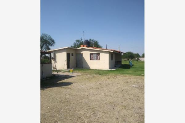 Foto de terreno habitacional en venta en madero 4 5, san luis de letras, pabellón de arteaga, aguascalientes, 5381705 No. 01