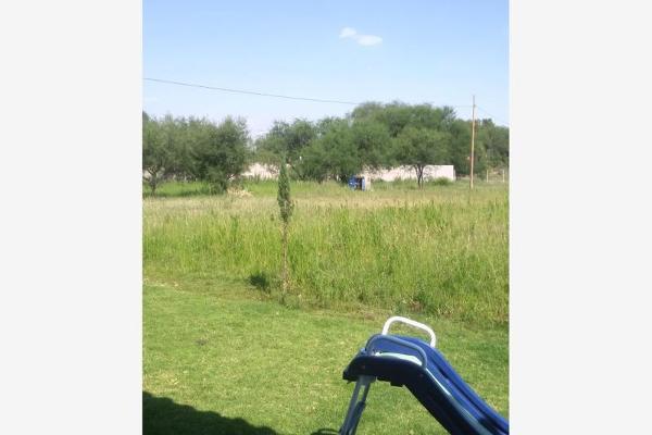 Foto de terreno habitacional en venta en madero 4 5, san luis de letras, pabellón de arteaga, aguascalientes, 5381705 No. 02