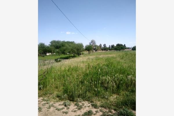 Foto de terreno habitacional en venta en madero 4 5, san luis de letras, pabellón de arteaga, aguascalientes, 5381705 No. 03