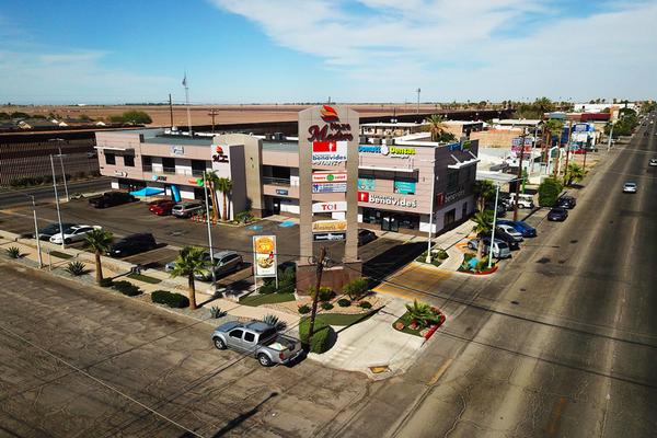 Foto de oficina en renta en madero y calle calle , segunda sección, mexicali, baja california, 15161139 No. 01