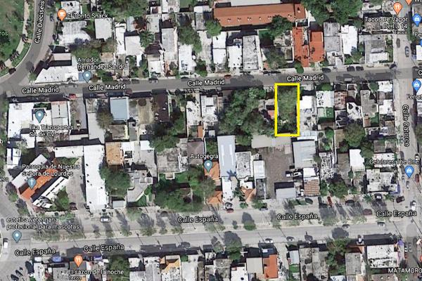 Foto de terreno habitacional en venta en madrid , buenavista, matamoros, tamaulipas, 0 No. 01