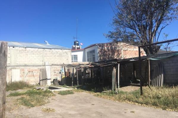 Foto de terreno habitacional en venta en  , maestranza, pachuca de soto, hidalgo, 5917475 No. 01