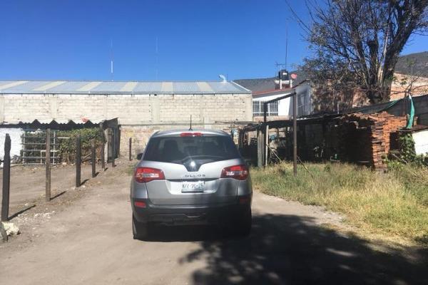 Foto de terreno habitacional en venta en  , maestranza, pachuca de soto, hidalgo, 5917475 No. 02