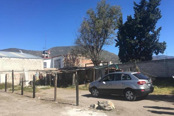 Foto de terreno habitacional en venta en  , maestranza, pachuca de soto, hidalgo, 5917475 No. 03