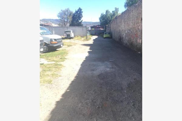 Foto de terreno habitacional en venta en  , maestranza, pachuca de soto, hidalgo, 5917475 No. 04