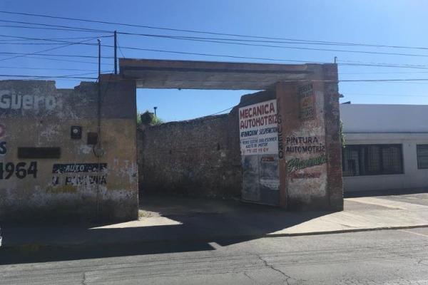 Foto de terreno habitacional en venta en  , maestranza, pachuca de soto, hidalgo, 5917475 No. 08