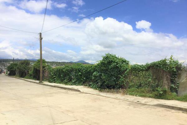 Foto de terreno habitacional en venta en . ., magisterial, tenango del valle, méxico, 5625910 No. 01