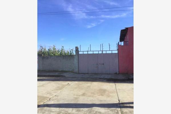 Foto de terreno habitacional en venta en . ., magisterial, tenango del valle, méxico, 5625910 No. 04