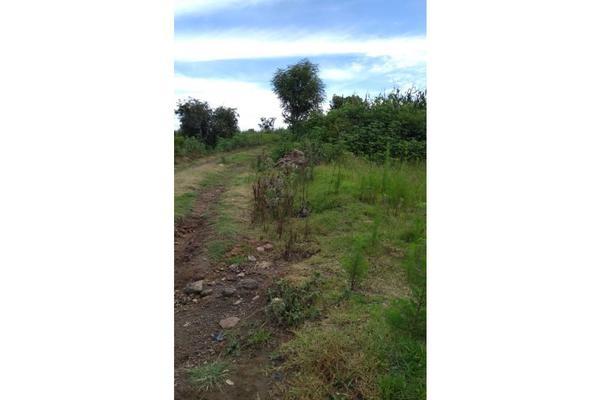 Foto de terreno habitacional en venta en  , magisterial tlahuicole, tepeyanco, tlaxcala, 5726721 No. 01