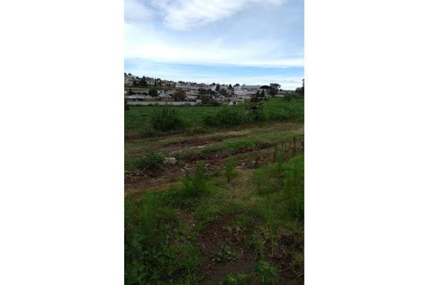 Foto de terreno habitacional en venta en  , magisterial tlahuicole, tepeyanco, tlaxcala, 5726721 No. 02