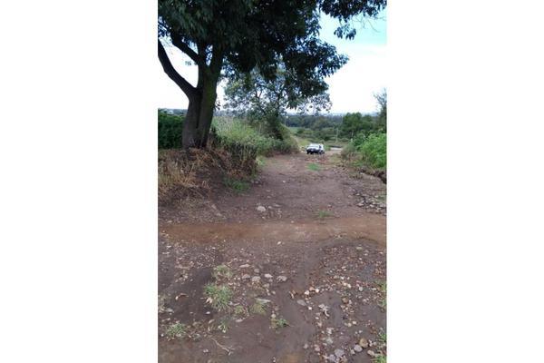Foto de terreno habitacional en venta en  , magisterial tlahuicole, tepeyanco, tlaxcala, 5726721 No. 03