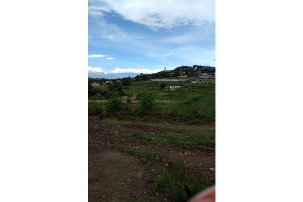 Foto de terreno habitacional en venta en  , magisterial tlahuicole, tepeyanco, tlaxcala, 5726721 No. 04