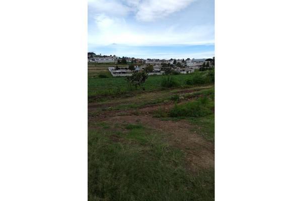 Foto de terreno habitacional en venta en  , magisterial tlahuicole, tepeyanco, tlaxcala, 5726721 No. 05