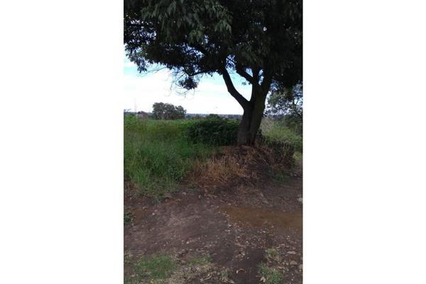 Foto de terreno habitacional en venta en  , magisterial tlahuicole, tepeyanco, tlaxcala, 5726721 No. 07